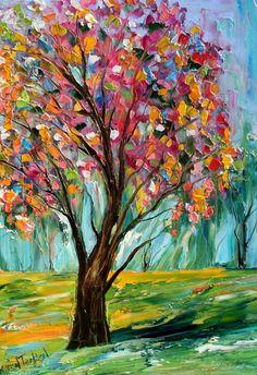 Fine Art Print from oil painting by Karen Tarlton by Karensfineart