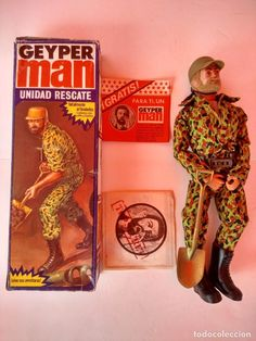 GEYPER GEYPERMAN Unidad de Rescate ref 7018 - Foto 1