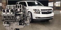 Chevrolet Tahoe RST Special Edition 2018, tuning de fábrica - http://autoproyecto.com/2017/04/chevrolet-tahoe-rst-special-edition-2018.html?utm_source=PN&utm_medium=Pinterest+AP&utm_campaign=SNAP