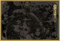 La magnifique carte des noms de Rap imprimé par Popchartlab sur Etsy, $36.00