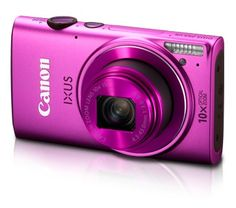 Shop Canon PowerShot ELPH 330 HS Digital Camera Pink at Best Buy. Find low everyday prices and buy online for delivery or in-store pick-up. Canon Elph, Canon Powershot Elph, Cheap Digital Camera, Canon Digital, Canon Ixus, Canon Zoom, Cheap Cameras, Camera Reviews, Zoom Lens