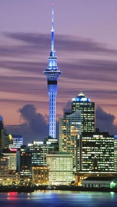 Sky Tower-Aukland,New Zealand