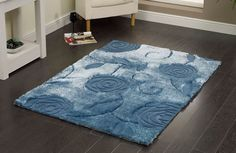 Blue for You...Blue Area Rugs for Indoors and Outdoors...Awesome site.