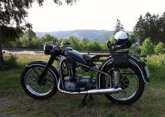 Oldtimer EMW 350
