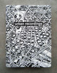 Artists' Book: GRR30 : Urban Recordings / Ingo Giezendanner, 2006.