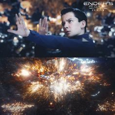 A movie still from Ender's Game (2013) -- this part was heartbreaking in the book... :(