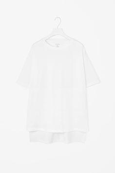 Loose-fit cotton t-shirt