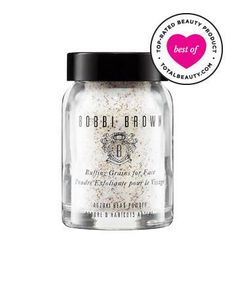 Best Face Scrub No. 4: Bobbi Brown Buffing Grains For Face, $44