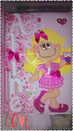 Menina elegante-rosa