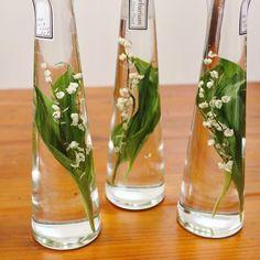 ハーバリウム(herbarium)とは、植物学において保存された植物標本の集積(植物標本集)を指す言葉です。こちらは、可愛らしい鈴のようなお花が連なった「スズラン 学名:Convallaria majalis」の液浸標本です。---当店の標本作りは、ドライフラワー作りが肝。フレッシュなお花をそれぞれに最適なタイミングで乾燥させ、植物の持つ美しさをさらに長く楽しめるよう、オイルに浸けて標本の状態にしました。人工的に着色されたプリザーブドフラワーなどは使用せず、植物本来の自然な色を保存するため、手作りのドライフラワーのみを使用しています。瓶を優しく揺らすことで中の植物もふわふわと漂い、癒しを与えてくれます。リビング、寝室、お手洗いなど、インテリアに最適です。もちろんギフトにもオススメですよ。なお、ラベルにはひとつひとつシリアルナンバーが入っております。オンリーワンの一本をぜひお手元に。---※ プロフィールの注意事項を必ずお読みください。※ 一本あたりのお値段です。※…