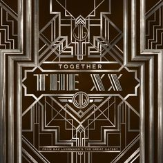 The XX Album cover. I find music by The XX very inspiring. This album cover combines typography and design. There is a lot of depth created with the gradients and geometric shapes that are used. The type blends in with the design and creates an illusion.