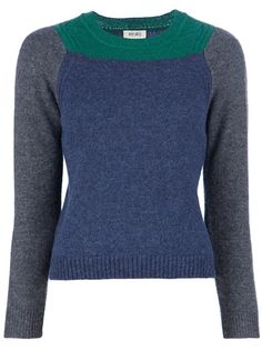 KENZO - Cropped sweater 1