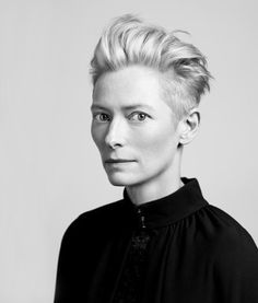 "Tilda Swinton: ""I'm basically interested in identity, and I still find fascinating the question: How do we identify ourselves, and how do we settle into other people`s expectations for our identity?"""