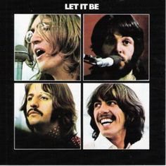 The Beatles - Let It Be / 1970