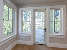 pretty windows, trim, and wall color. HGTV Dream Home 2013: Extreme Green Building : Dream Home : HGTV Remodels