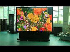 Indoor HD digital fix installation TV LED display Led Logo, Sign Display, Logo Sign, Round Design, Advertising, Indoor, Tv, Digital, Creative