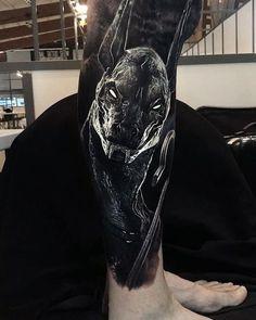 Unglaublich realistisches Tattoo mit atemberaubenden durch den Einsatz von … – Tattoos Incredibly realistic tattoo with stunning effects through the use of … – Tattoos – # 3d Tattoos, Wolf Tattoos, Skull Tattoos, Body Art Tattoos, Sleeve Tattoos, Tattoo Ink, Phoenix Tattoos, Elephant Tattoos, Wrist Tattoos