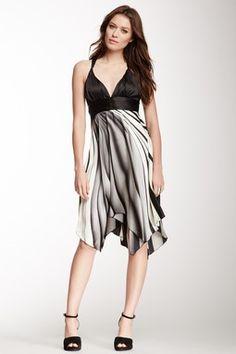 HauteLook | Papillon: Sleeveless Handkerchief Hem Dress