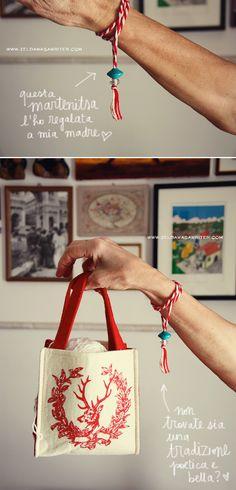 Martenitsa: storia di una nuova tradizione!