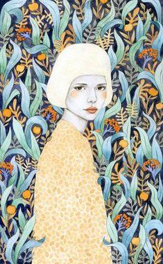 artwork by Sofia Bonati - #illustration