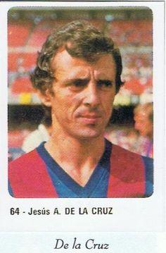 El Barça de 1979-80  DE LA CRUZ