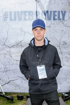 Festival Blues? Did you go to #Bestival this year? Will Poulter and his pals were hanging out by the Only The Brave stage presented by @Dieselparfums. Tell us your best summer festival stories.. #livebravely.