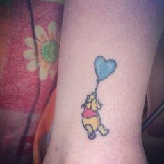 winnie the pooh tattoo - Google Search