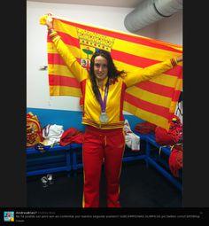 @AndreaBlas7  No ha podido ser pero aun asi contentas por nuestro segundo puesto!!! SUBCAMPEONAS OLIMPICAS