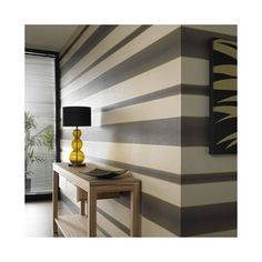 Horizontal Stripes on Walls, 15 Modern Interior Decorating and Painting Ideas | Modern interior ...