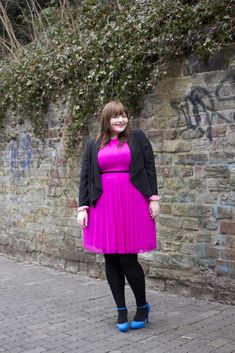 German Curves | Willkommen Frühling! Plus Size Outfit