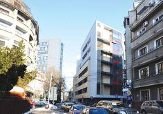 Architecture Bucharest