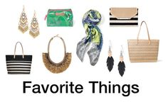 """Favorite Things"" by erika-elkin on Polyvore featuring Stella & Dot"