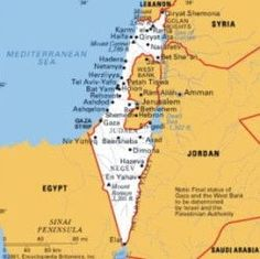 Basic concepts intel this map. This map of basically all major cities by and in Israel are important. Places such as Gaza Strip, Bethlehem, Jerusalem, and West bank are a few places that Palestine targets. Israel Tours, Gaza Strip, Biblical Hebrew, Haifa, Berlin Wall, Holy Land, Way Of Life, Bethlehem, Syria