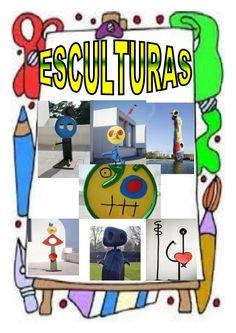El interés de Miró por la escultura deriva de una voluntad de superar los límites estrictos de la pintura.Para los niños sus escultura...