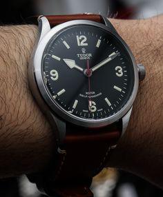 Tudor Ranger 79910 Watch For 2014 Hands-On