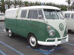 T1 Volkswagen Type-2 Bus Original Paint Color Samples, from ...