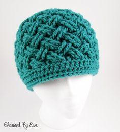 Celtic Dream Hat Pattern | Charmed By Ewe