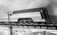A streamlined 4-6-4 J1a Hudson