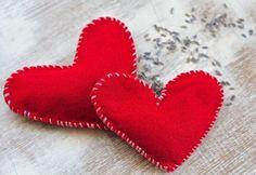 Heart hand warmers