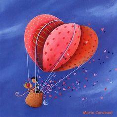 Illustrazione di Marie Cardouat.