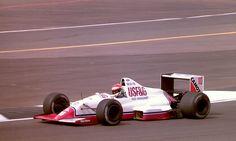 1989 Arrows A11 - Ford (Eddie Cheever)