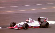 1989 Arrows A11 - Ford (Eddie Cheever)