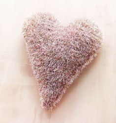 sparkly heart pillow? am i allowed to make this for myself without being obnoxious?