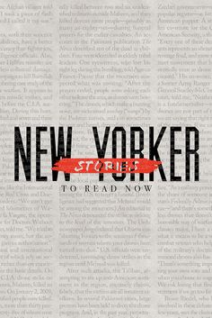 25 New Yorker Stories That Explain Why The World Needs Great Design
