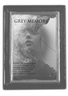 Grey memory by Rosani Thapa Khapangi