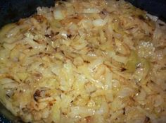 Bea's Baked Cabbage Recipe