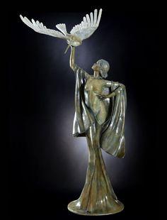 Marie-Paule Deville-Chabrolle visual art sculpture