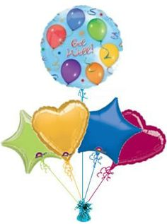 """Congratulations Balloons In A Box Delivered By Post. Say well done with a beautiful """"Congrats jubilee"""" balloon or balloon bouquet. Helium filled congratulations balloons in a box delivered by post. Congratulations Balloons, Congratulations Gift, 40th Birthday Balloons, 9th Birthday, Birthday Cards, Happy Birthday, Get Well Balloons, Engagement Balloons, Helium Filled Balloons"""