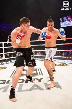 Rico Verhoeven, champion kickboxing