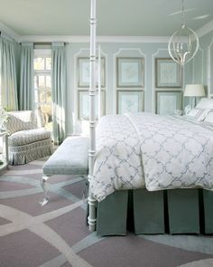 Possible color for the guest bedroom